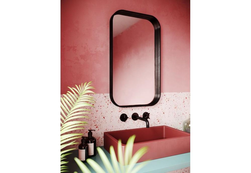 30 идей использования  сантехники чёрного цвета в интерьере ванной