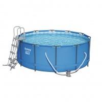 Каркасный бассейн Bestway (457x122) полный комплект