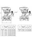 Клапан балансировочный Danfoss MSV-BD, DN15; Kvs =3 м3/ч