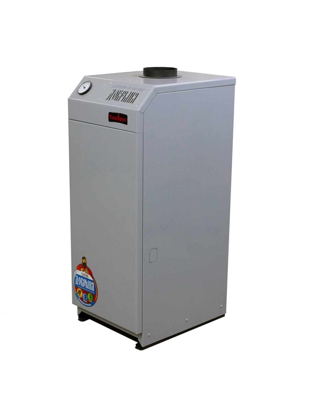 Котел отопительный напольный газовый Добрыня ТРД 16