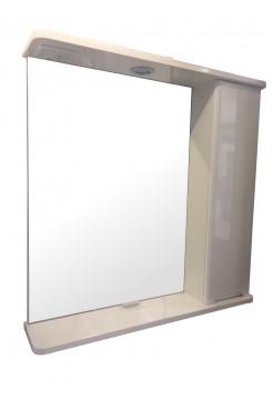 Зеркало-шкаф SANRAY Валерия 60 см. левое