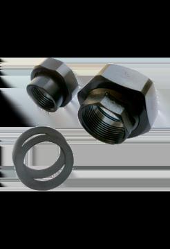 Комплект гаек для насоса XRS 25 мм
