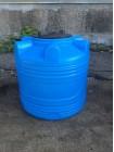 Емкость циллиндрическая V-200 (голубой) Polimer Group