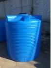 Емкость циллиндрическая V-2000 (голубой) Polimer Group