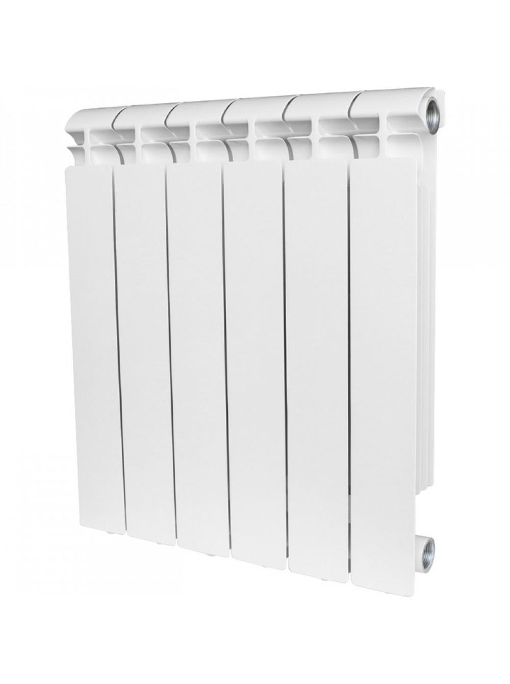 Алюминиевые радиаторы STOUT Alpha 500/80/4 секц