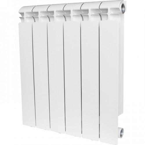 Алюминиевые радиаторы STOUT Alpha 500/80/4 секц купить в интернет магазине Санрай73