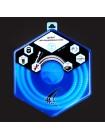 Душевой шланг Elghansa SHOWER HOSE SH007-New вытяжной для выдвижных леек, хром