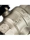 Кран-фильтр шаровой   3/4 г-г баб. Stout