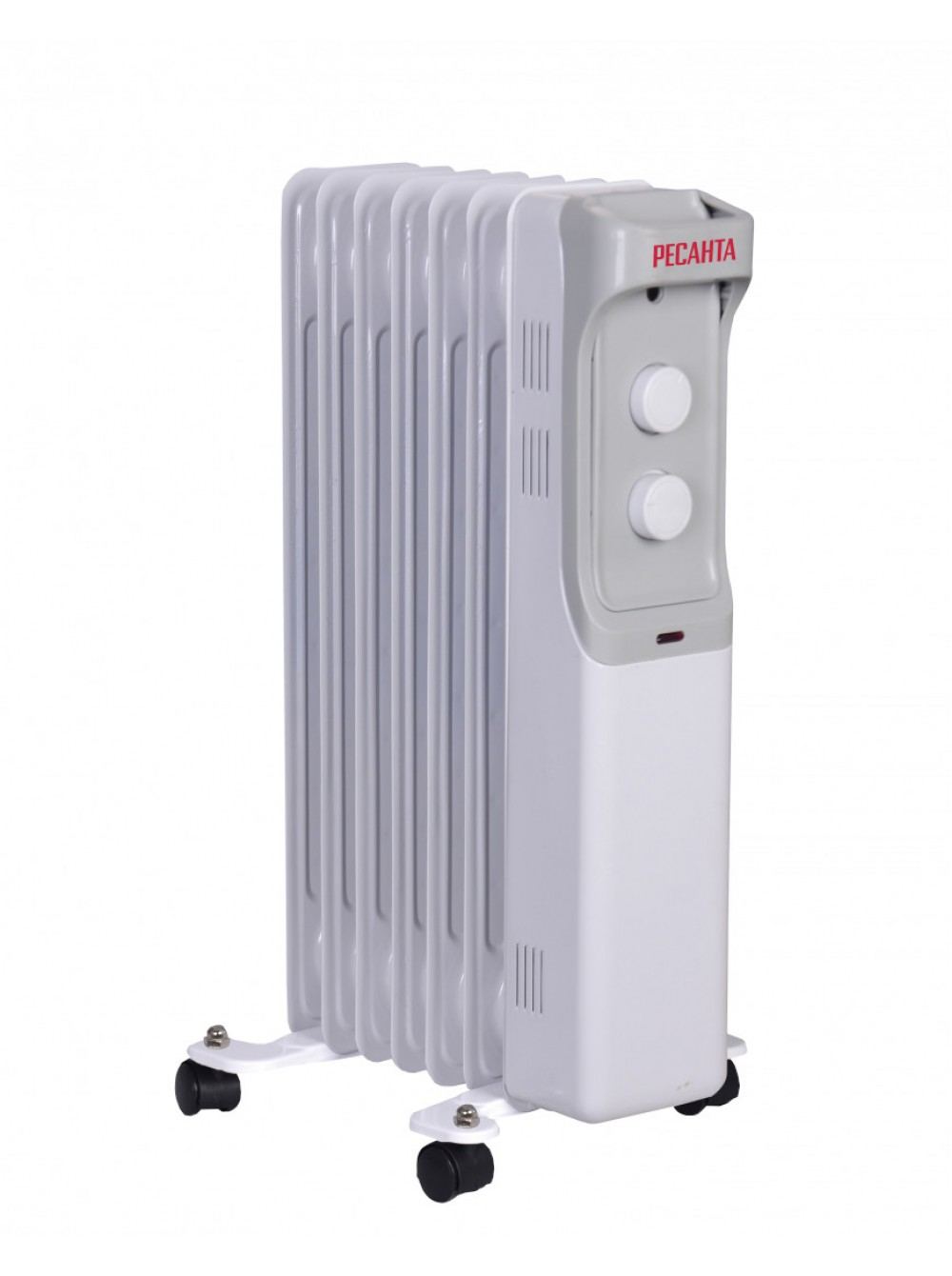Масляный радиатор напольный ОМ-7Н (1,5кВт)