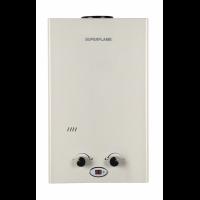 Газовая колонка SUPERFLAME SF0120 10л Стекло/Кобальт