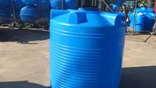 Пластиковый бак емкость для воды V 2000 - Полимер Групп