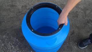 Пластиковый бак емкость для воды V 100 - Полимер Групп