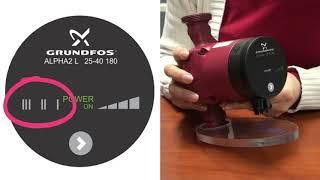 Циркуляционный насос Grundfos ALPHA2 L 25-60 180 95047564