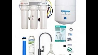 Фильтры для воды Atoll - общий обзор