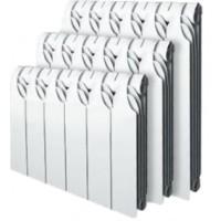 Биметаллический радиатор Gladiator 350/80 7 секций