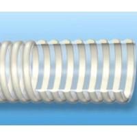 Тяжелый напорно-всасывающий шланг ПВХ со спиралью 700N150