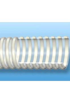 Армированный пищевой шланг со спиралью ПВХ 700L150