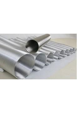 Воздуховод алюминиевый 140 3м