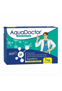 Коагулянт длителього действия SuperFlock 1 кг AquaDoctor