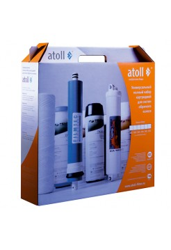 Набор фильтрующих элементов Atoll №301 STD