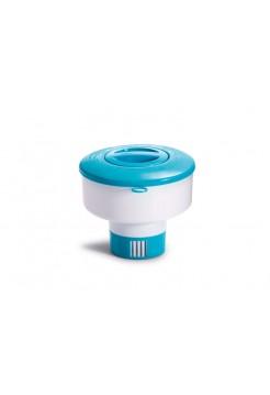 Поплавок-дозатор 17,8см для химии в таблетках по 200гр Intex