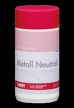 Средство для нейтрализации металлов BWT AQA marin metall neutral