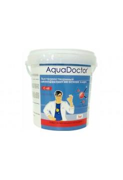 C-60 хлор-шок 1 кг AquaDoctor