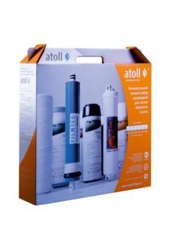 Набор фильтр элементов Atoll №102 STD (для А550, А560)
