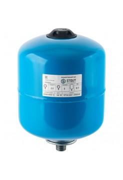Гидроаккумулятор вертикальный 8л Stout