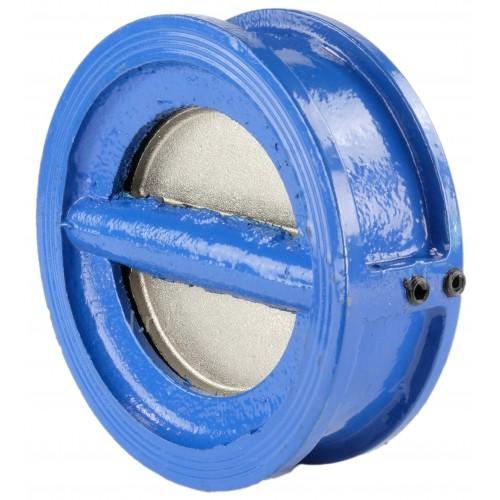 Клапан обратный межфланцевый  Ду-50 Ру16 купить в интернет магазине Санрай73