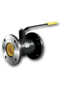 Кран стальной фланцевый D100/80 LD КШЦФ