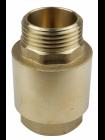 Клапан обратный 1 Vodotok YT-В2014 мет седло (вн/нар)