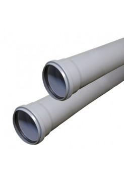Труба канализационная 110х0,75м Valfex