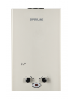 Газовая колонка SUPERFLAME SF0120 10л белый с дисплеем 20кВт, 10л/мин