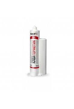 Герметик силиконовый Kimtec 70мл (бел/прозр)