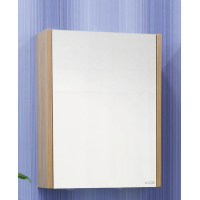 Зеркало Ларго 60 R(вяз швейцарский) Sanflor