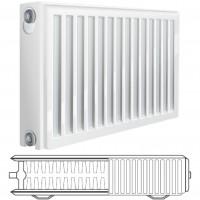 Стальной радиатор Sole 22 тип 300*1100 бок. под.