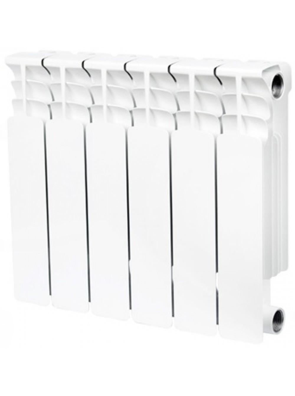 Алюминиевый радиатор VIEIR 500/100/12 секций