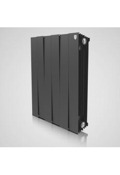 Радиаторы биметалл RT PianoForte 500/100/10 секц Noir Sable(черный)
