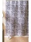 Шторка тканевая для ванной Zalel (ткань фотопринт)