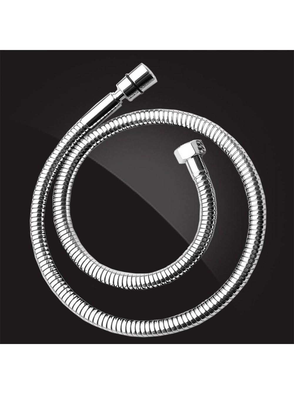 Душевой шланг Elghansa для гигиенических леек 80 -100 см с шарнирной гайкой, SH006-New, хром