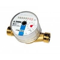 Счётчик воды ITELMA WFW20.D110 Ду 15 L=110мм