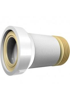 Гофра для унитаза UNICORN 220/350 арм. (Т350)