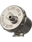 Воздухоотводчик автоматический STOUT 1/2 дюйма угловой (латунь)