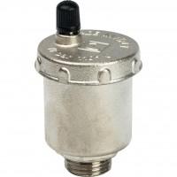 Воздухоотводчик автоматический STOUT 3/4 дюйма прямое подкл. (латунь)