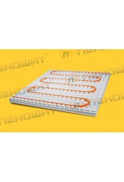 Плита для водяного пола Пенощит WF 20-50 1х1м