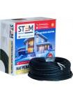 Кабель одножильный резистивный для уличного обогрева Stem Energy RSS 270/30  в коробке